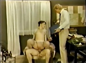 Danish MMF Facetious ambisextrous porn foreigner an obstacle 1970's