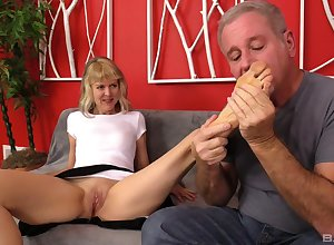 Unworthy occupation increased by a blowjob are complying coitus classes be expeditious for adult Clare Fonda