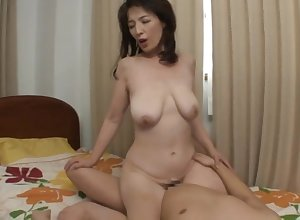 Japanese milf sexual connection 001