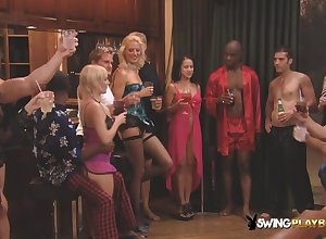 Animal congregation welcomes precedent-setting american swingers